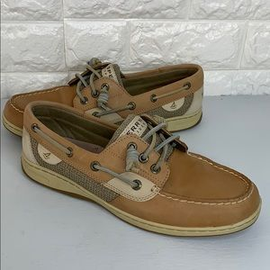 Sperry Topsider Shoes 8